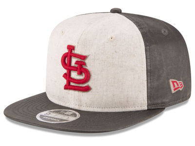 St. Louis Cardinals MLB Vintage Waxed 9FIFTY Snapback Cap