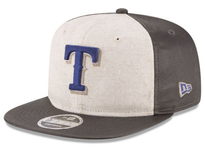 Texas Rangers MLB Vintage Waxed 9FIFTY Snapback Cap