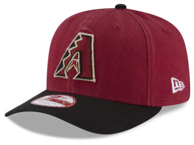 Arizona Diamondbacks MLB Vintage Washed 9FIFTY Snapback Cap