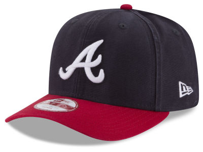 Atlanta Braves MLB Vintage Washed 9FIFTY Snapback Cap