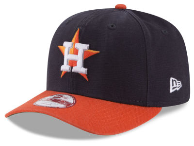Houston Astros MLB Vintage Washed 9FIFTY Snapback Cap
