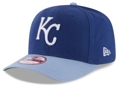 Kansas City Royals MLB Vintage Washed 9FIFTY Snapback Cap