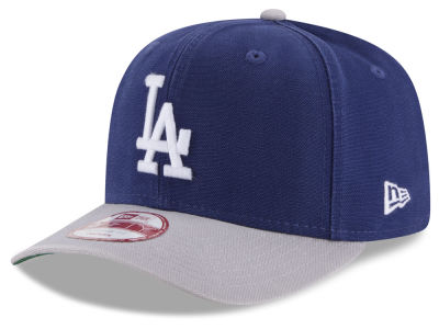 Los Angeles Dodgers MLB Vintage Washed 9FIFTY Snapback Cap