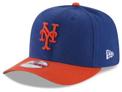 New York Mets MLB Vintage Washed 9FIFTY Snapback Cap