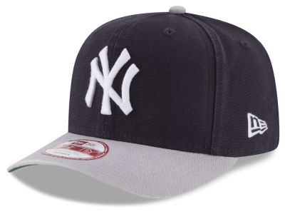 New York Yankees MLB Vintage Washed 9FIFTY Snapback Cap