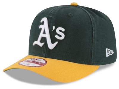Oakland Athletics MLB Vintage Washed 9FIFTY Snapback Cap