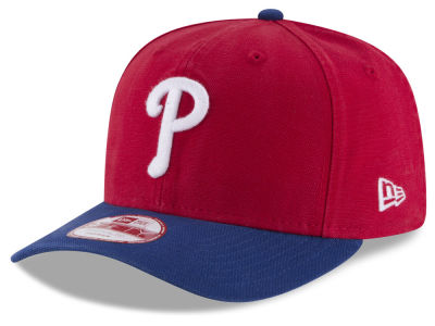 Philadelphia Phillies MLB Vintage Washed 9FIFTY Snapback Cap