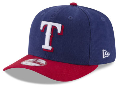Texas Rangers MLB Vintage Washed 9FIFTY Snapback Cap
