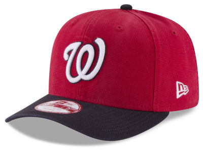 Washington Nationals MLB Vintage Washed 9FIFTY Snapback Cap