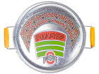 Ohio State Buckeyes 17x13.75 Metal Tray BBQ & Grilling