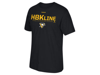 Pittsburgh Penguins Reebok NHL Men's HBK T-Shirt