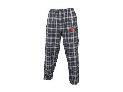 Cleveland Browns Concept Sports NFL Men's Ultimate Flannel Sleep Pants