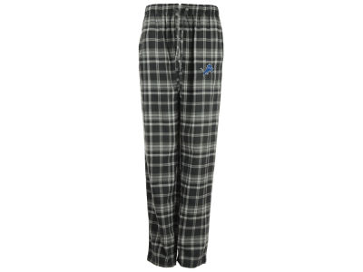 Detroit Lions NFL Men's Ultimate Flannel Sleep Pants