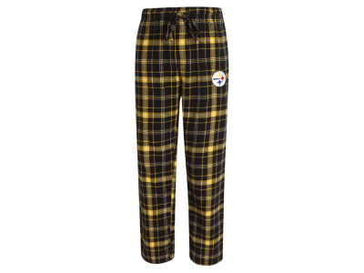 Pittsburgh Steelers NFL Men's Ultimate Flannel Sleep Pants