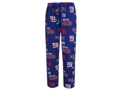 New York Giants NFL Men's Sweep Sleep Pants