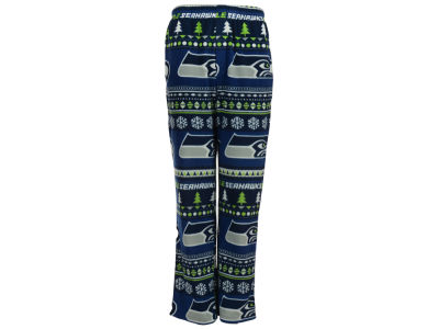 Seattle Seahawks NFL Men's Winter Sleep Pants