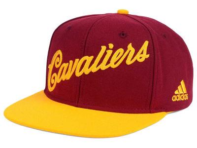 new products 417ac 62efd Cleveland Cavaliers adidas NBA Seasons Greeting Snapback Cap
