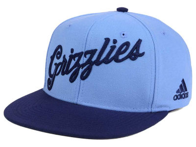 Memphis Grizzlies adidas NBA Seasons Greeting Snapback Cap