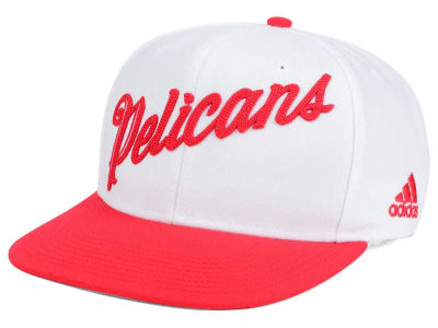 New Orleans Pelicans adidas Seasons Greeting Snapback Cap