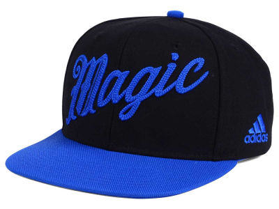 Orlando Magic adidas NBA Seasons Greeting Snapback Cap