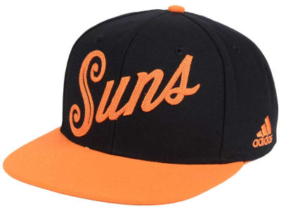Phoenix Suns adidas NBA Seasons Greeting Snapback Cap