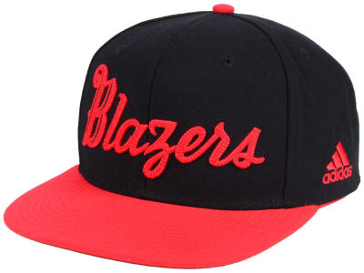 Portland Trail Blazers adidas NBA Seasons Greeting Snapback Cap