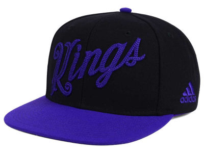Sacramento Kings adidas Seasons Greeting Snapback Cap
