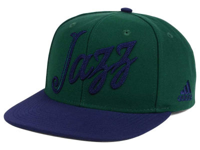 Utah Jazz adidas NBA Seasons Greeting Snapback Cap