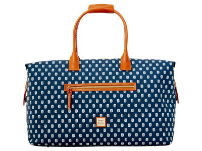 Detroit Tigers Dooney & Bourke Signature Duffle