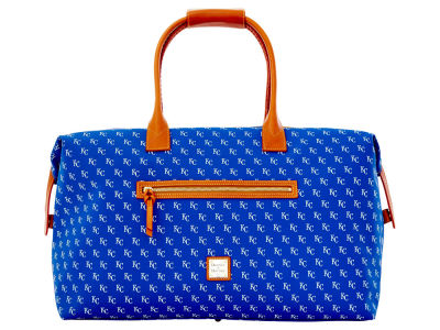 Kansas City Royals Dooney & Bourke Signature Duffle