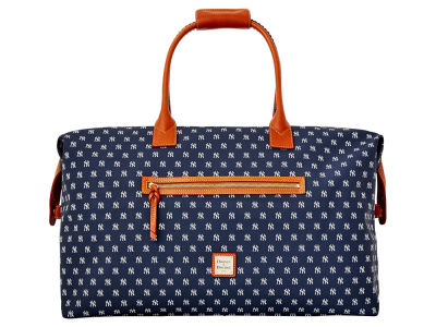New York Yankees Dooney & Bourke Signature Duffle