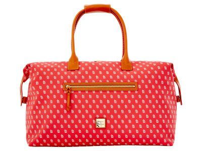 St. Louis Cardinals Dooney & Bourke Signature Duffle