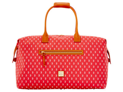 Boston Red Sox Dooney & Bourke Signature Duffle