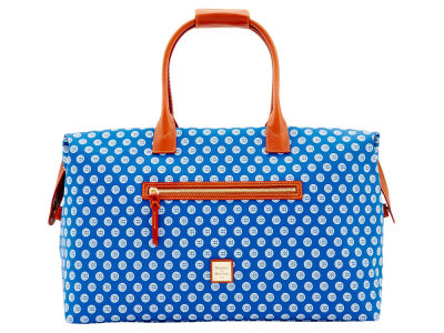 Chicago Cubs Dooney & Bourke Signature Duffle