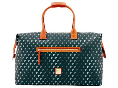 Pittsburgh Pirates Dooney & Bourke Signature Duffle