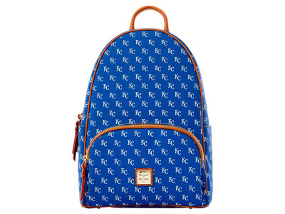 Kansas City Royals Dooney & Bourke Signature Backpack