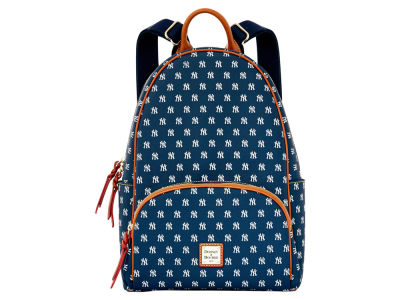 New York Yankees Dooney & Bourke Signature Backpack