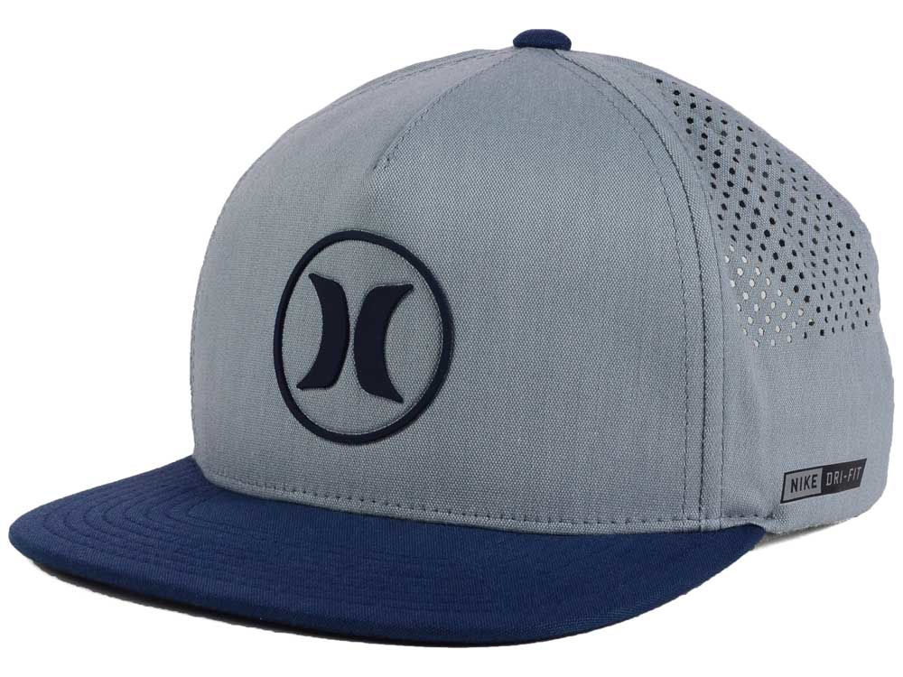 Hurley Dri-Fit Icon 2.0 Snapback Hat  6edc40d8fe7