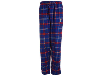 Texas Rangers MLB Men's Bleacher Flannel Pants