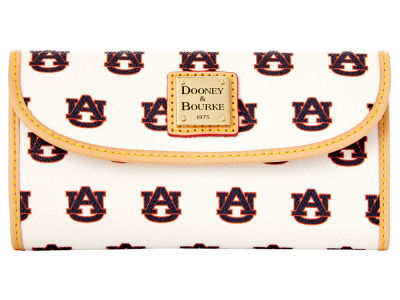 Auburn Tigers Continental Clutch