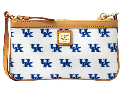 Kentucky Wildcats Dooney & Bourke Large Wristlet