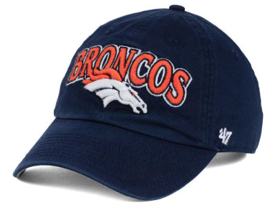 Denver Broncos '47 NFL Altoona '47 CLEAN UP Cap