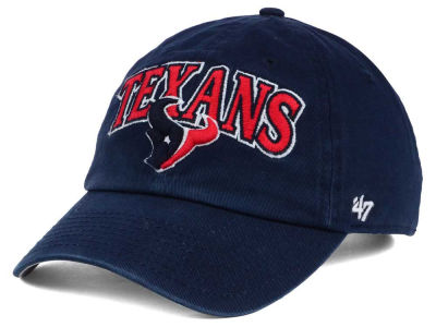Houston Texans '47 NFL Altoona '47 CLEAN UP Cap