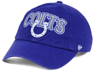 Indianapolis Colts '47 NFL Altoona '47 CLEAN UP Cap