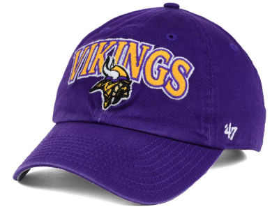 Minnesota Vikings '47 NFL Altoona '47 CLEAN UP Cap