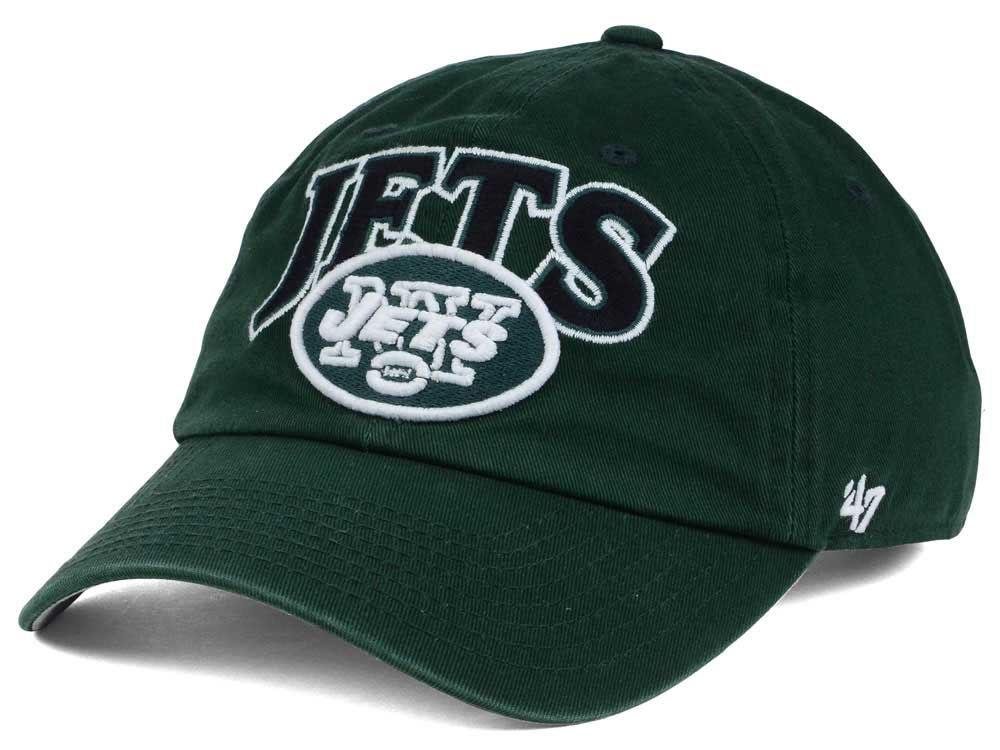 online retailer 0dadc f2ba6 New York Jets  47 NFL Altoona  47 CLEAN UP Cap   lids.com