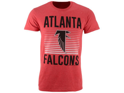 Atlanta Falcons NFL Men's Block Shutter T-Shirt