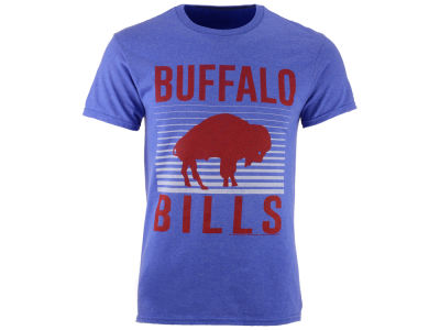 Buffalo Bills NFL Men's Block Shutter T-Shirt