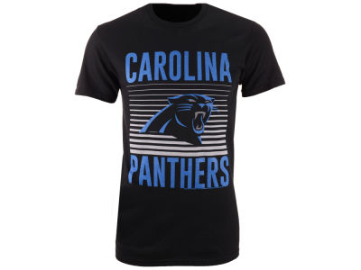 Carolina Panthers NFL Men's Block Shutter T-Shirt