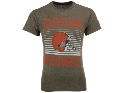 Cleveland Browns NFL Men's Block Shutter T-Shirt